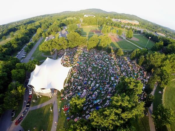 Brentwood Summer Concert series lineup announced
