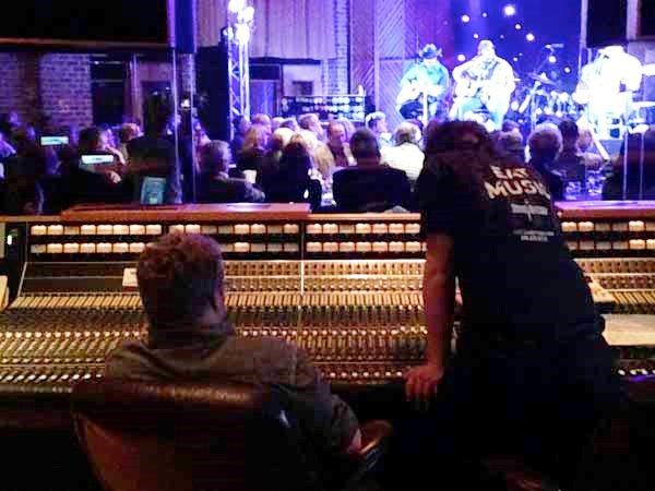 SCENE & HEARD: \'Building Lives\' at Sound Kitchen - Franklin Home Page