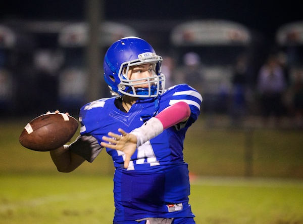 BGA's Beathard named MVP; 10 Wildcats selected to all-district team