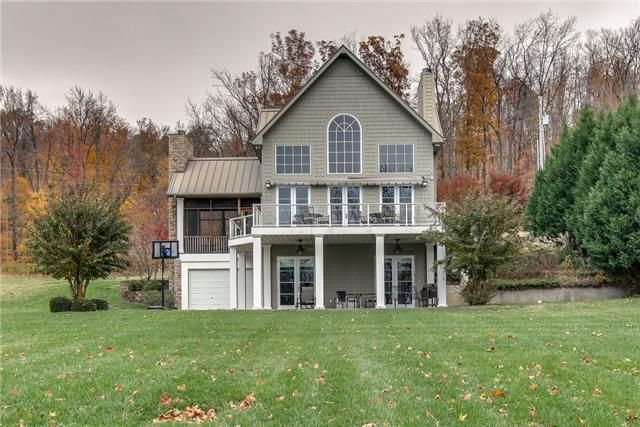 SHOWCASE HOME: Gorgeous Kentucky lake house closer than you think
