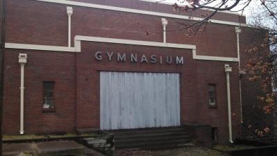 Franklin preservationists push for old gym demolition