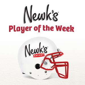 Newk's Player of the Week: November 3