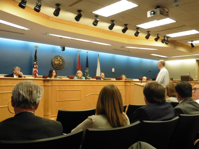 City Commission approves Hill Center Brentwood rezoning