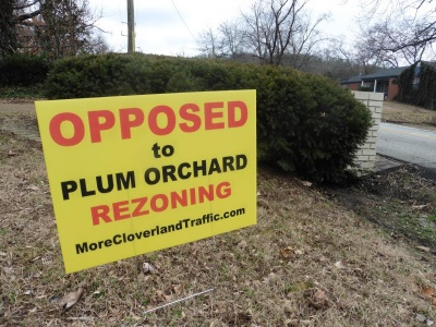 'Plum Orchard' housing plan makes neighbors plumb angry