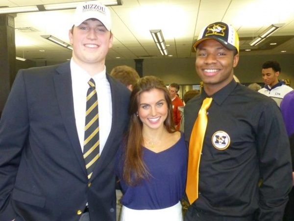 National Signing Day: CPA sends three to SEC