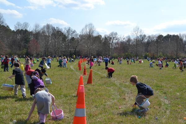 2014 Easter egg hunt roundup