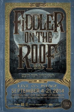 Studio Tenn brings 'Fiddler on the Roof' to The Factory at Franklin
