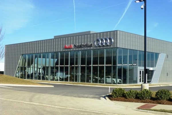 New Audi dealership opening set for Friday - Brentwood Home Page