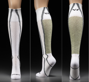 Olympic hockey team to sport socks from Brentwood company