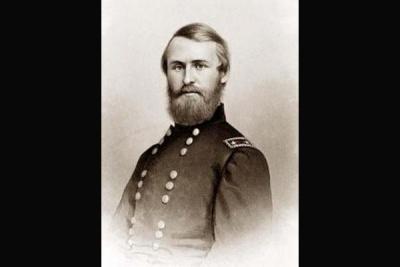Civil War Personality:  Brig. Gen. Jacob Cox