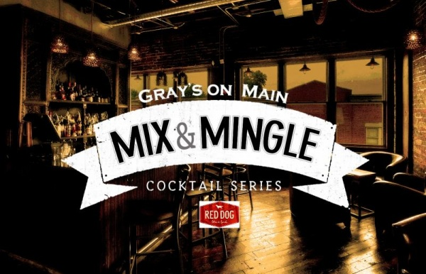 GRAY'S on Main offers monthly cocktail class to the public