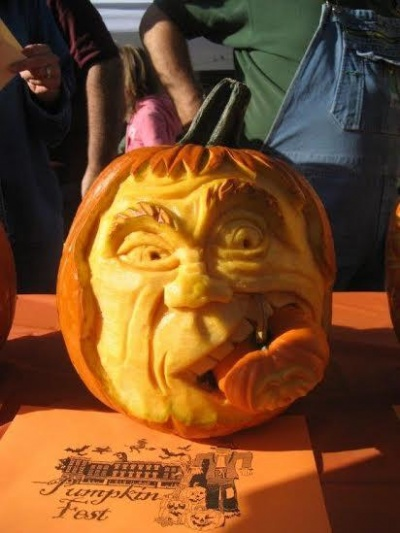 Heritage Foundation searching for Pumpkinfest volunteers