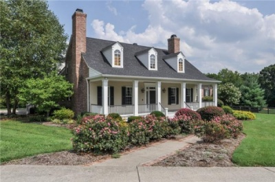 SHOWCASE HOME: Charming country estate offers privacy and convenience
