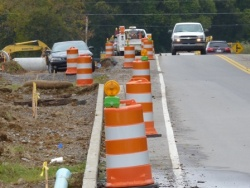 Affected by Concord Road widening? Circle the date Jan. 26