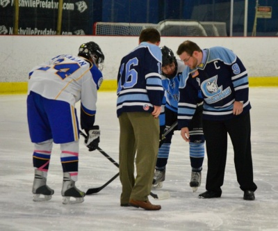 OBIT: Youth hockey advocate honored at CHS game