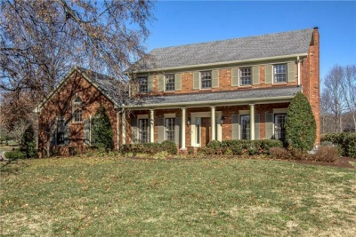 SHOWCASE HOME: Custom Colonial is perfect for families
