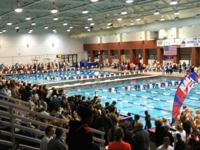 Centennial Swimmer Takes Two Region 2nds Franklin Home Page