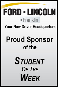 Ford Lincoln of Franklin's Students of the Week for April 24