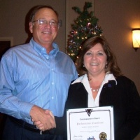 Adult educator earns rare certification