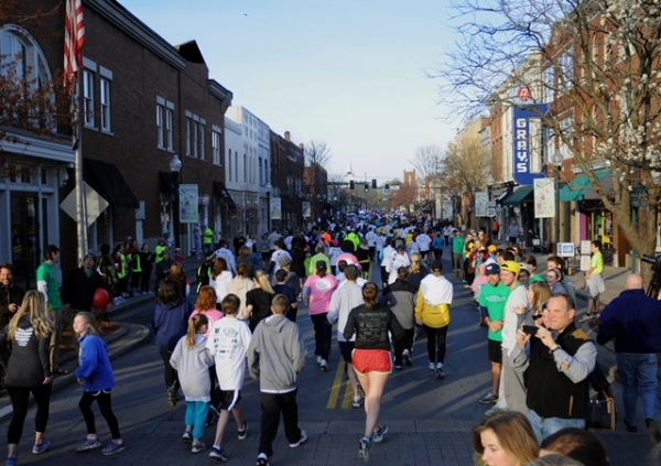 WillPower 5K brings out the crowd