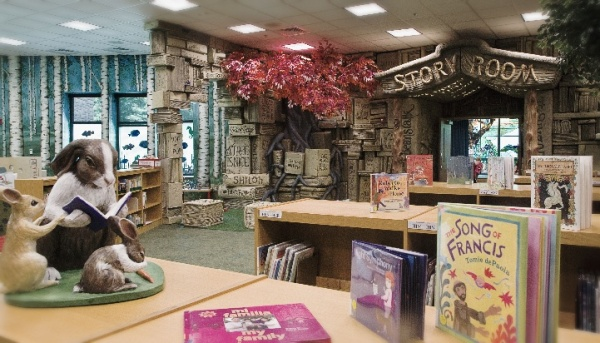 "Children's Library one of the country's most ""magical"""