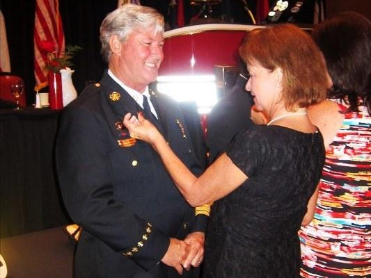 Franklin's Garzarek to lead regional fire chiefs' association