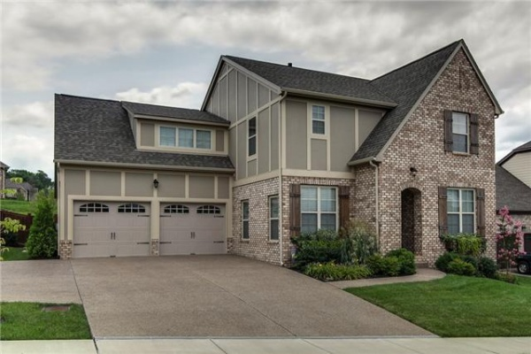Exceptional Ladd Park home is a must see
