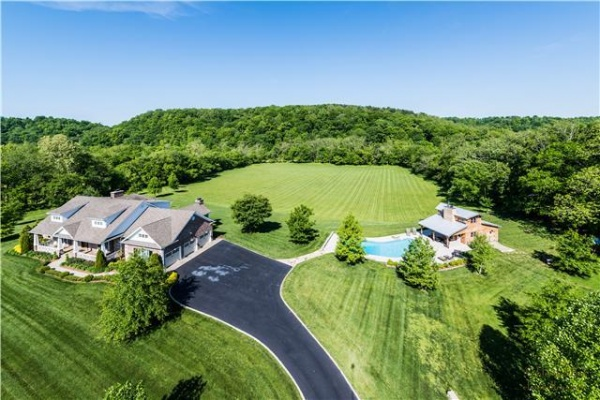 SHOWCASE HOME: Sprawling estate on Old 96