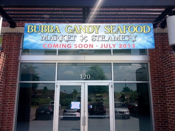 Bubba Gandy Seafood to open in Cool Springs