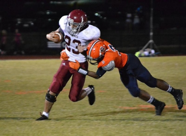 Franklin overcomes slow start to remain unbeaten