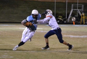 FOOTBALL FOCUS: Cougars to battle Franklin for playoff berth