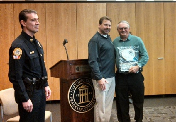 Webb honored by commission for service, volunteerism