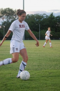 RHS Lady Raptors defeat Hendersonville 1-0