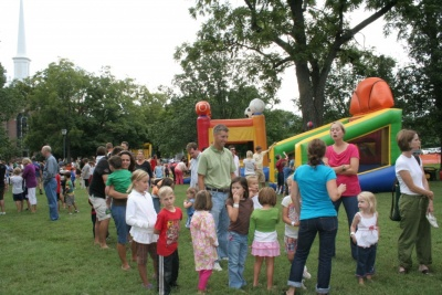 Brentwood United Methodist Block Party Photo Gallery