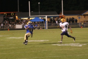 Brentwood plays second half ball
