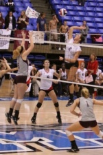 RHS volleyball wins State Championship