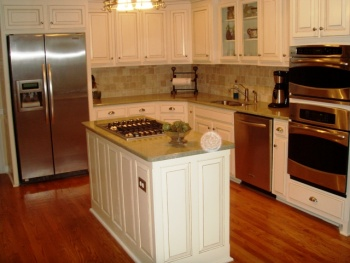 Minor\' kitchen redo comes with $21,000 pricetag - Brentwood Home Page