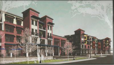 Historic vote rezones property for high-density housing