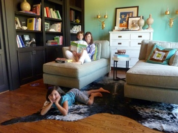 Interior design that's kid friendly, mother approved ...