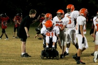 Wheelchair-bound player scores fans for life
