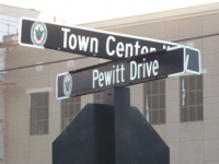 Pewitt Drive should be smooth by Thanksgiving