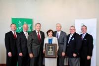 First Farmers and Merchants receives philanthropy award