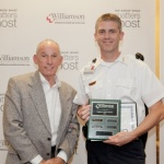 BUSINESS: WMC honors EMS manager as employee of the quarter