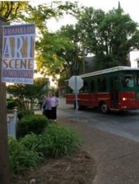 Downtown Franklin art crawl returns
