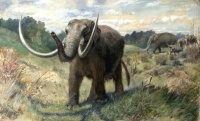 Mastodons, real 'Ice Age' at library Monday