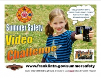 Residents asked to vote in Safety Video Challenge