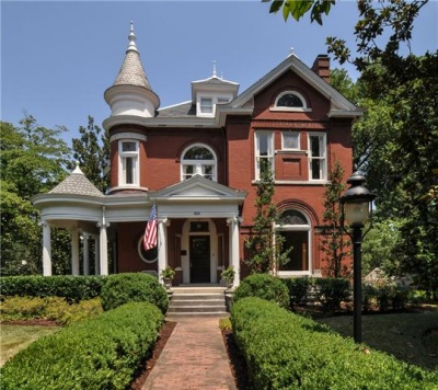 SHOWCASE HOME: Historic 932 West Main Street in downtown Franklin