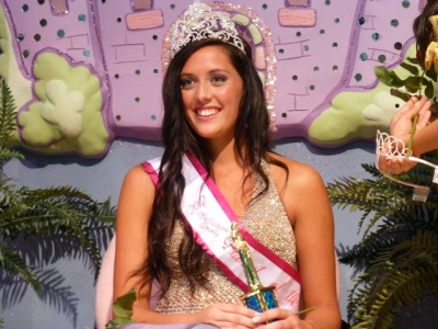 Tyrrell wins Fairest of the Fair crown