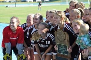 GIRLS SOCCER OUTLOOK 2012: Franklin defends state title