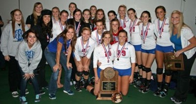 VOLLEYBALL OUTLOOK 2012: Page seeks 3-peat, Indy gets new coach